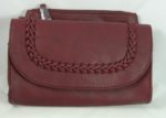 MAROON 3 PIECE SET PURSE WITH GOLD HARDWARE