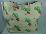 MONTANA WEST BOOT AND CACTUS TOTE